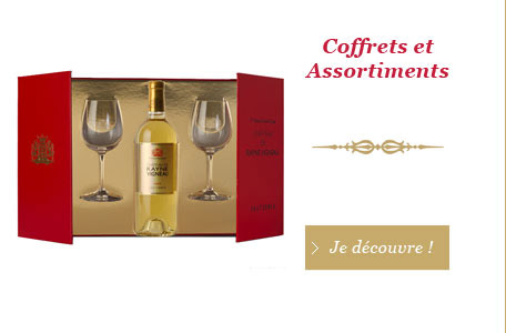 Coffrets et assortiments